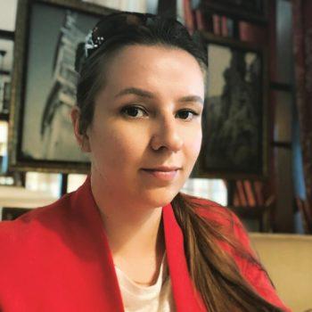 Алия Гайнуллина, руководитель SMM отдела